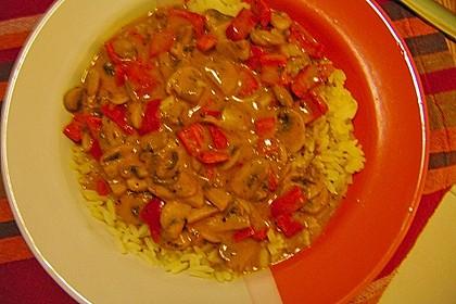 Einfaches, vegetarisches Curry 18