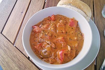 Einfaches, vegetarisches Curry 1