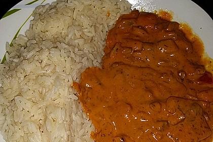 Einfaches, vegetarisches Curry 16