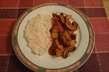 Einfaches, vegetarisches Curry 13