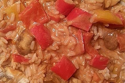 Einfaches, vegetarisches Curry 14