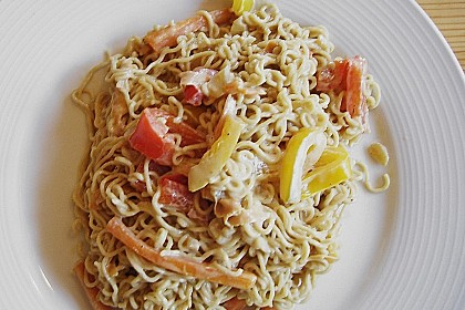 Asiatische Kokos - Curry - Gemüse - Pfanne 2