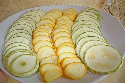 Zucchini - Carpaccio 4