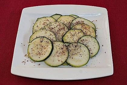 Zucchini - Carpaccio 5