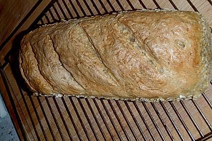 Eikos Dinkel - Buttermilch - Brot 18