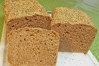 Eikos Dinkel - Buttermilch - Brot 1