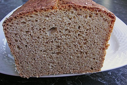 Eikos Dinkel - Buttermilch - Brot 16
