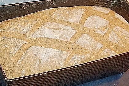 Eikos Dinkel - Buttermilch - Brot 20