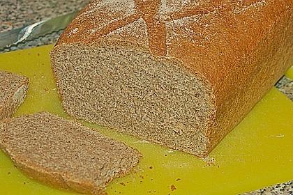 Eikos Dinkel - Buttermilch - Brot 14