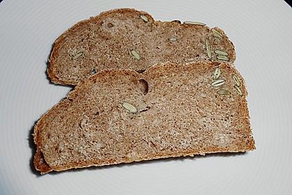 Eikos Dinkel - Buttermilch - Brot 4