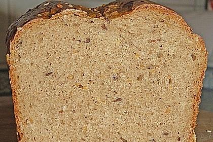 Eikos Dinkel - Buttermilch - Brot 5
