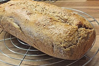 Eikos Dinkel - Buttermilch - Brot 7