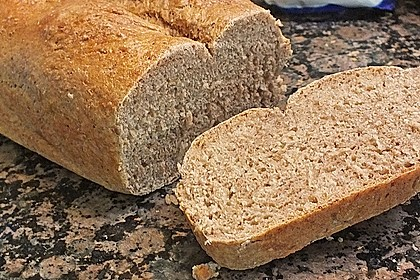Eikos Dinkel - Buttermilch - Brot 2