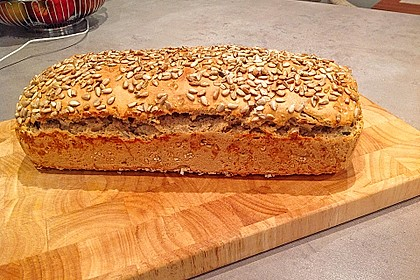 Eikos Dinkel - Buttermilch - Brot 11
