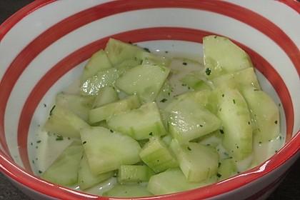 Gurkensalat 2
