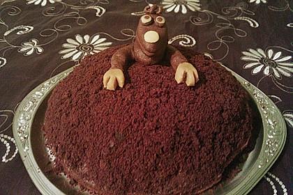 Maulwurfkuchen 48