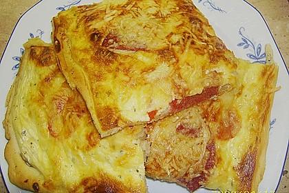 Quarkpizza