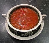 Einfache Paprika - Tomaten - Suppe