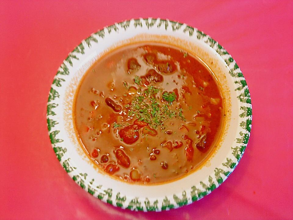 Ungarische gulaschsuppe von morfel for Ungarische gulaschsuppe