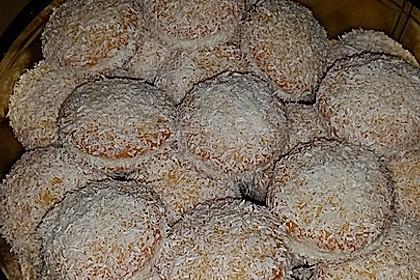 Kokosplätzchen