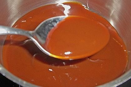 Amerikanische BBQ - Sauce 7