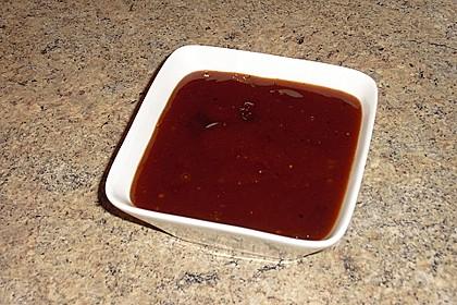 Amerikanische BBQ - Sauce 4