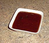 Amerikanische BBQ - Sauce (Bild)