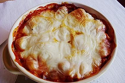 Julies Nudel - Gemüse - Tomaten - Auflauf 18
