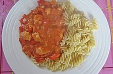 Chili - Sahne - Gulasch