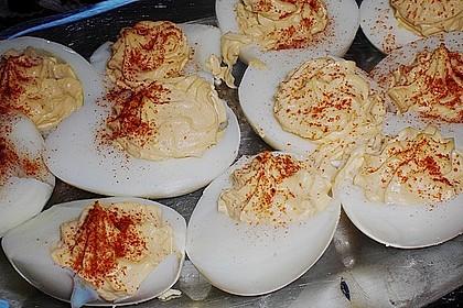 Lotusflowers gefüllte Eier