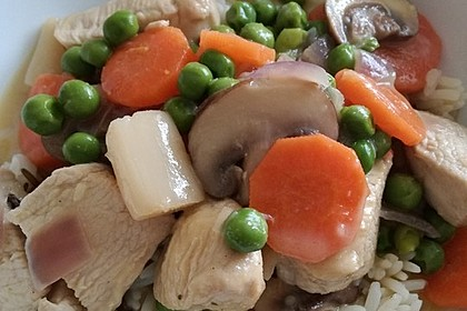 Hühnerfrikassee 5