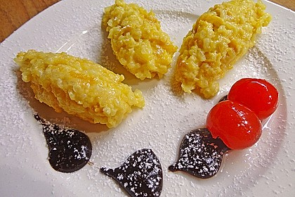 Eierlikör - Vanille - Milchreis - Dessert - Traum