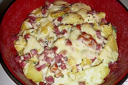 Kartoffelauflauf 2