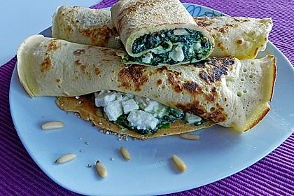 Griechische Pfannkuchen 1
