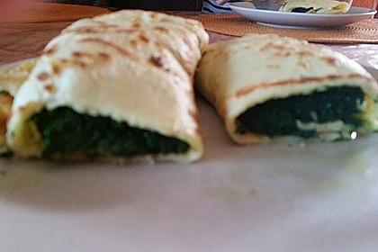 Griechische Pfannkuchen 4