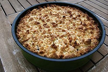 Kirsch-Himbeer-Kuchen mit Kokosstreuseln 28