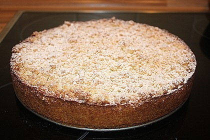 Kirsch-Himbeer-Kuchen mit Kokosstreuseln 25