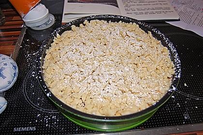 Kirsch-Himbeer-Kuchen mit Kokosstreuseln 60