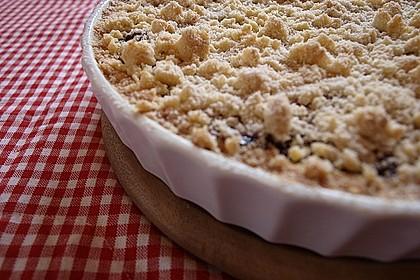 Kirsch-Himbeer-Kuchen mit Kokosstreuseln 32