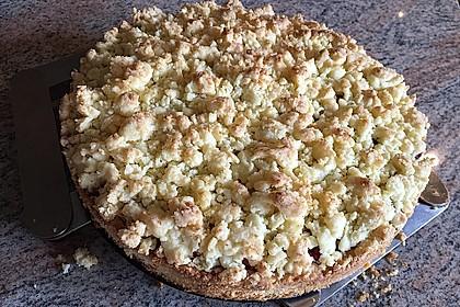 Kirsch-Himbeer-Kuchen mit Kokosstreuseln 48