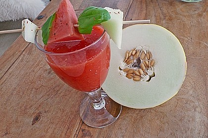 Wassermelonen - Gazpacho 4