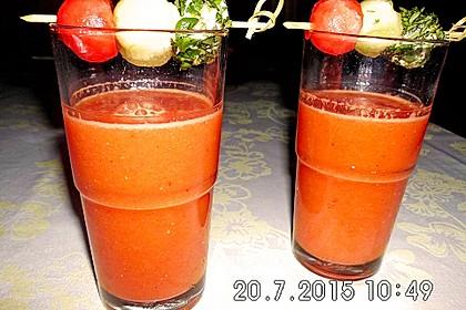 Wassermelonen - Gazpacho 12