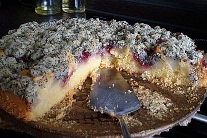 Apfel - Birnen - Kuchen 3
