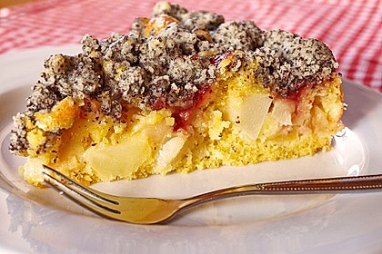 Apfel - Birnen - Kuchen