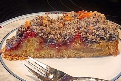 Apfel - Birnen - Kuchen 18