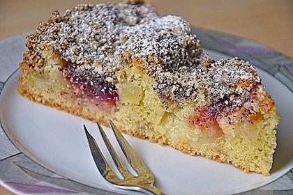 Apfel - Birnen - Kuchen 2