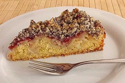 Apfel - Birnen - Kuchen 5