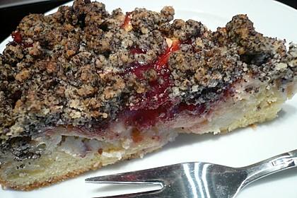 Apfel - Birnen - Kuchen 11