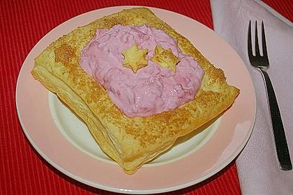 Himbeer - Quark - Kuchen