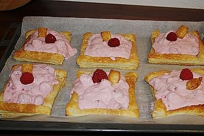 Himbeer - Quark - Kuchen 1